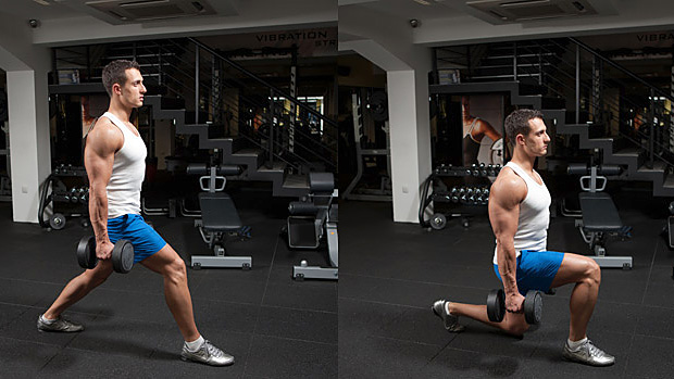 How well do you Lunge??