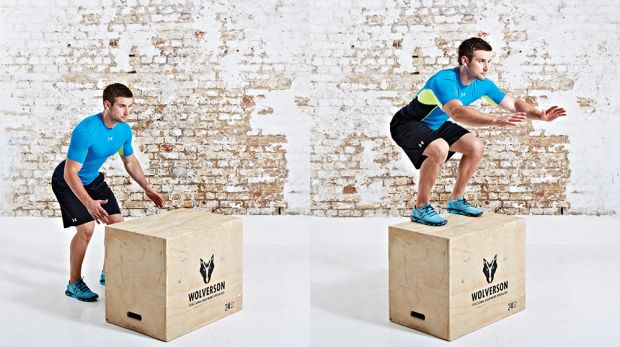 How to Box Jump?